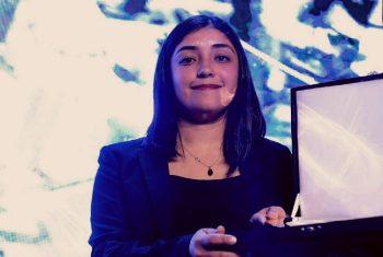 Chilena del año en categoría joven participó de niña en clubes Explora